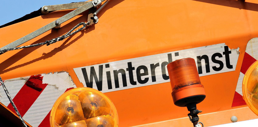 Winter Maintenance Management System Bayern